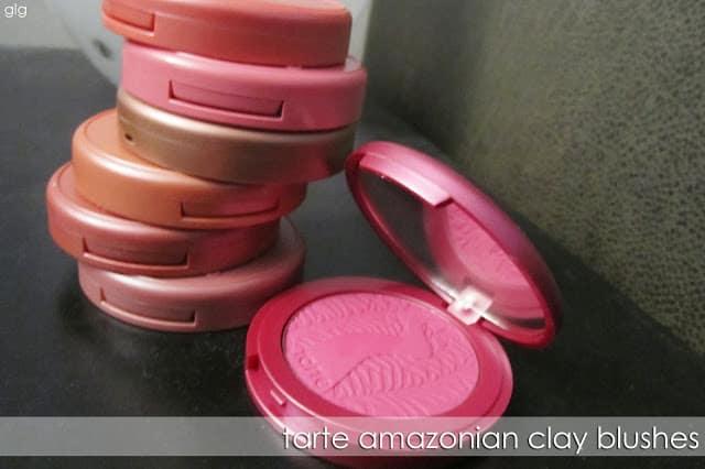 Tarte Amazonian Clay Blush on GirlLovesGloss.com