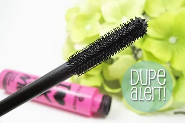 DUPE ALERT | Essence I ♥ Extreme Crazy Volume Mascara
