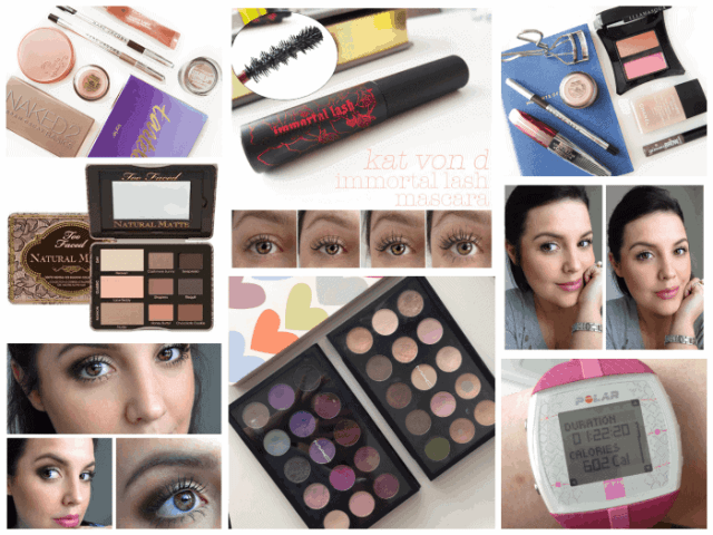 weekend round up, st patricks day, mac palettes, ilamasqua, benefit, chanel, mascara monday, kat von d, too faced,