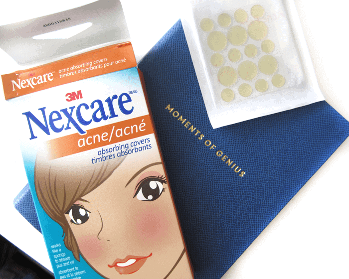 Sunday Steals | The Overnight Breakout Fighter: Nexcare Acne Absorbing Covers