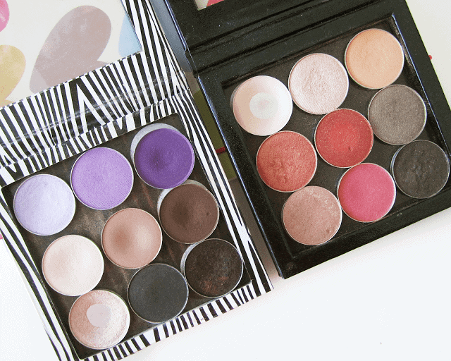 z palettes mac eyeshadows makeupgeek eyeshadows