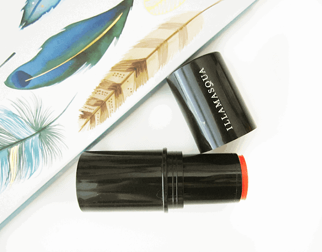 Illamasqua Gel Colour in Charm Review and Swatch