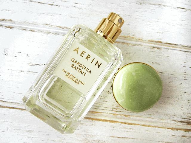Aerin Gardenia Rattan Eau de Parfum Fragrance review
