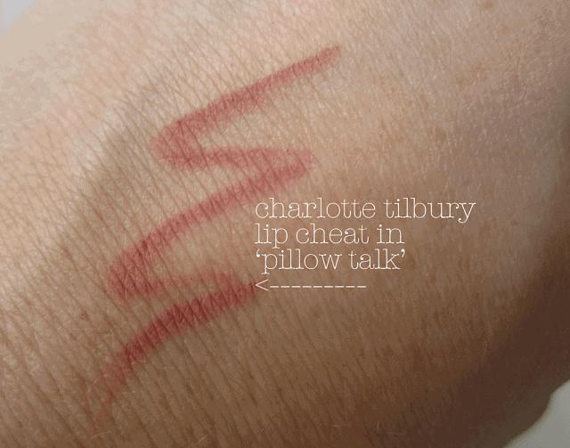 Sunday Splurge  Charlotte Tilbury Lip Cheat Lip Liner in