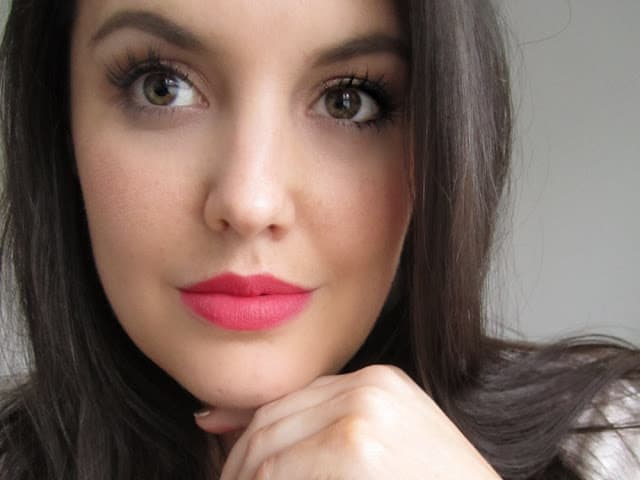 Charlotte Tilbury Matte Revolution Lipstick in Lost Cherry Review and Swatch