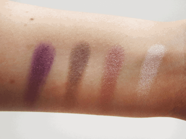 Charlotte Tilbury Glamour Muse Palette Review and Swatch