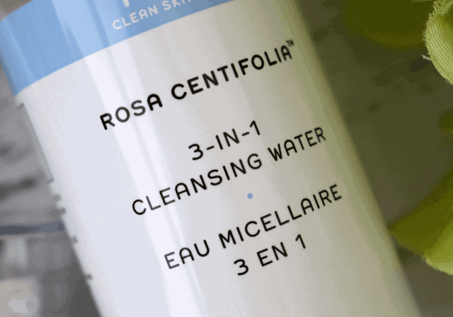 REN Skincare Rosa Centifolia 3 in 1 Cleansing Water