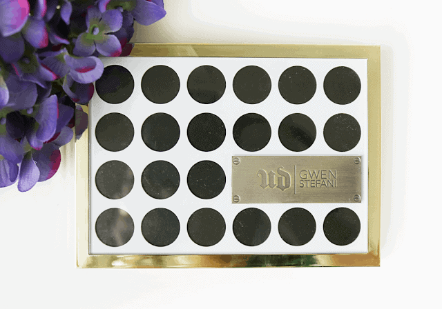 Urban Decay Gwen Stefani Eyeshadow Palette Review