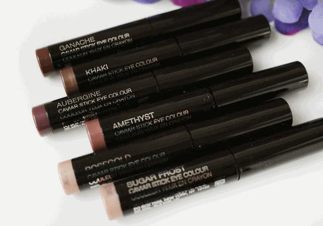 Laura Mercier Matte to Metal Caviar Eye Stick Colour Holiday 2015
