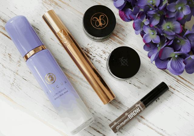 Putting High End Luxury Beauty Products to the test: Tatcha, YSL, Anastasia Beverly Hills, Illamasqua, Benefit,