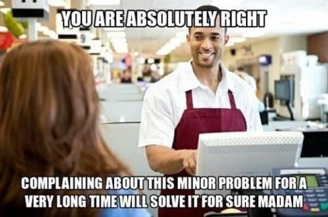 the woes of working in retail during the holidays