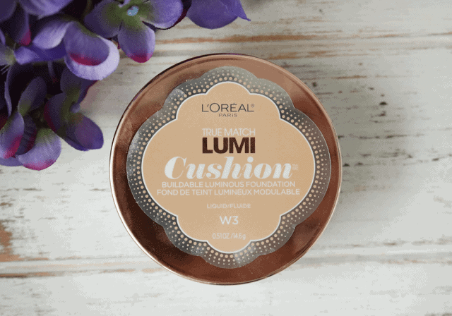 L'Oreal True Match Lumi Cushion Foundation Review and Swatch