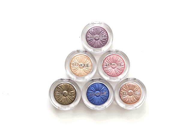 Clinique Lip Pop Shadow Swatches and Review