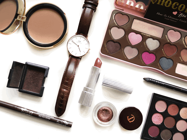 The Colour Line Up : Chocolate Hued Favourites