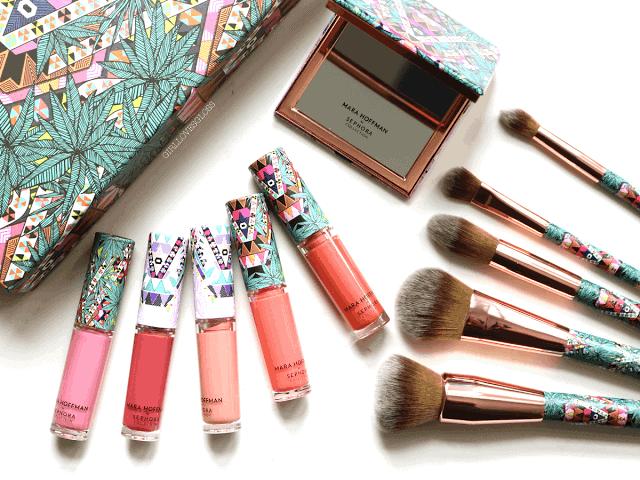 Mara Hoffman for Sephora Kaleidescape Lipgloss Set  Girl Loves Gloss