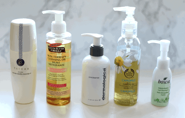 Good Grease: 5 Cleansing Oils I Love and How to Use Them