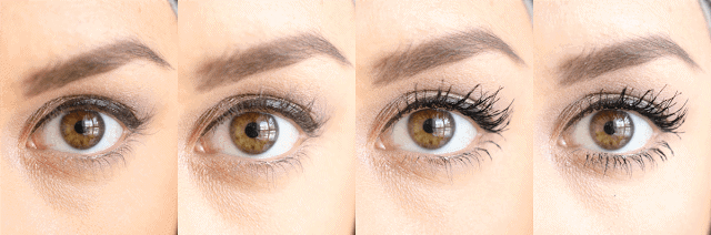 Review with before and after of MAC Instacurl Lash Mascara