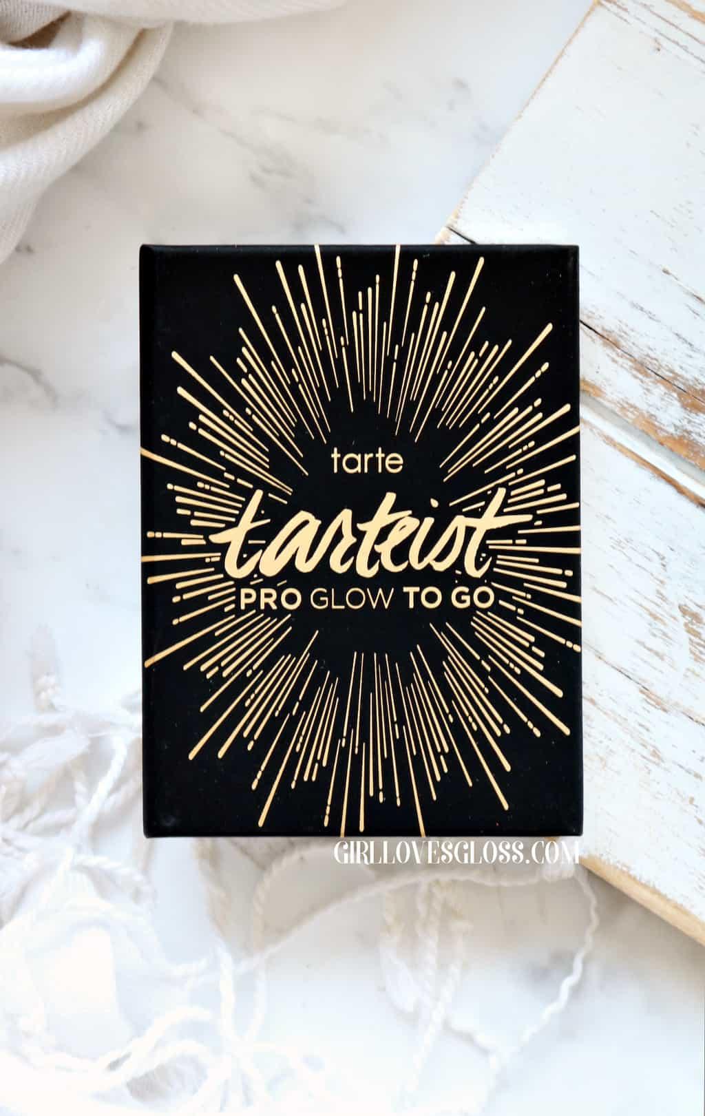 Tarte Pro Glow to Go Palette