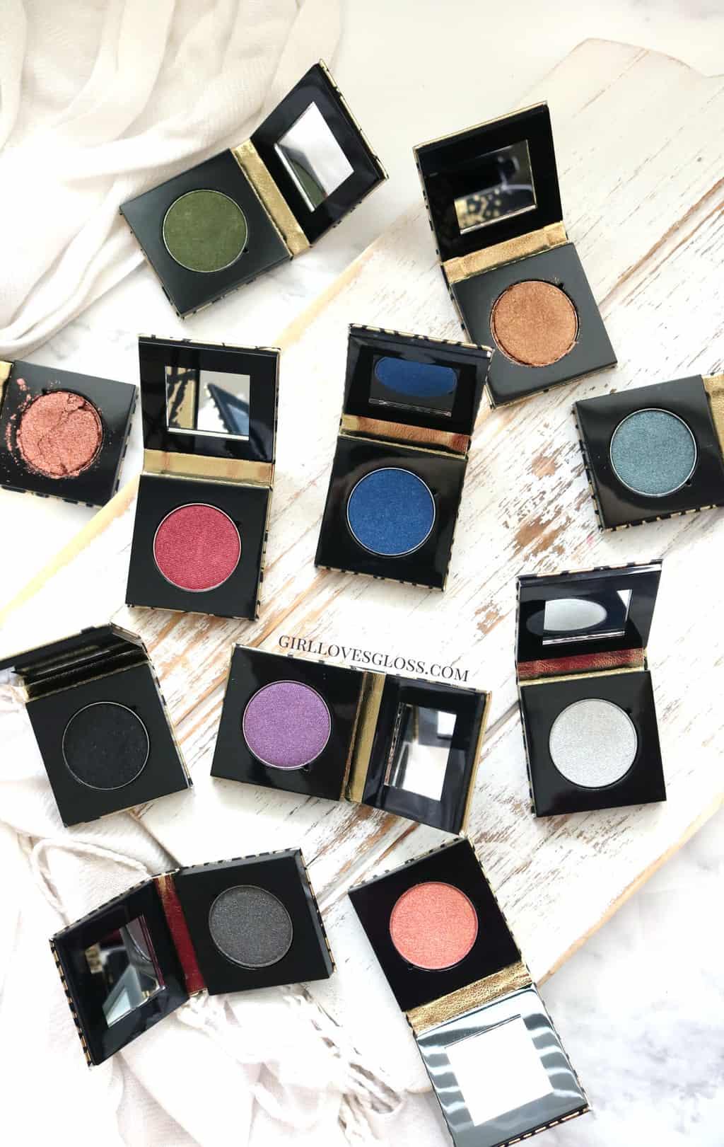 Tarte Metallic Eyeshadow Review