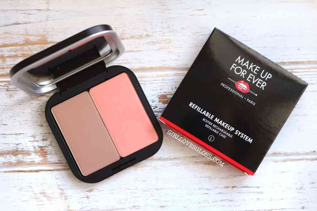 Make Up For Ever Artist Face Color Review