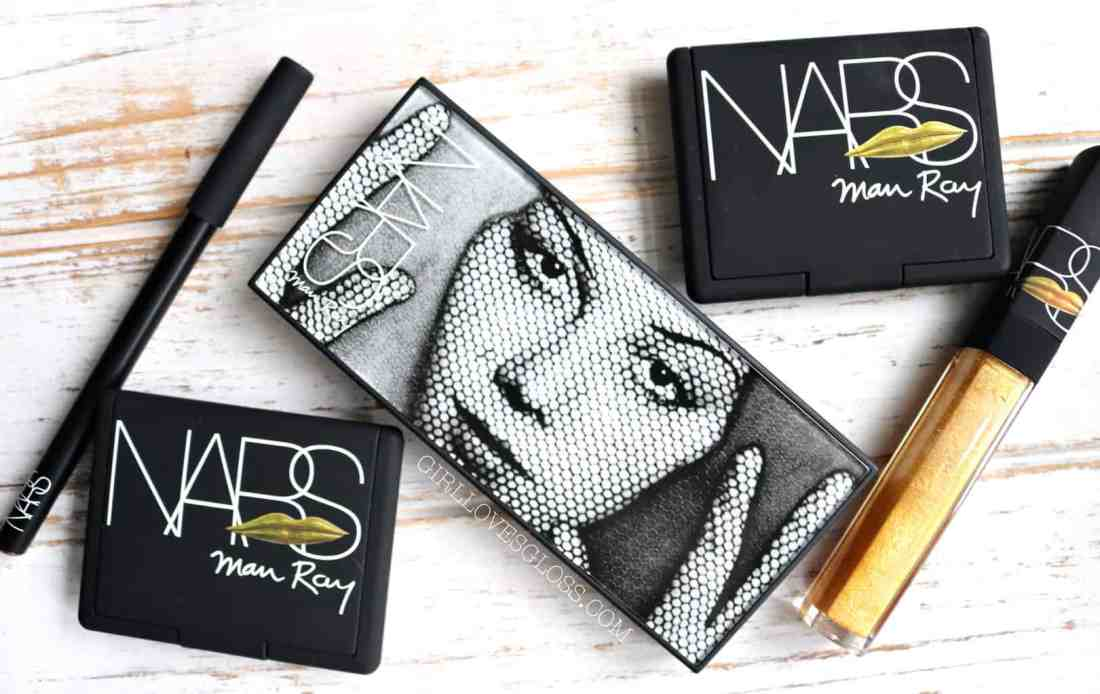 NARS Man Ray Collection Holiday 2017