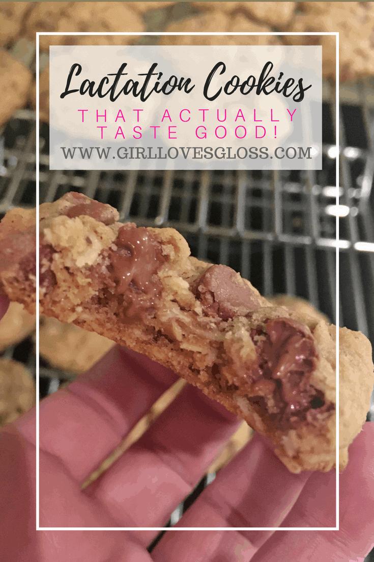 Chocolate Oatmeal Lactation Cookie Recipe