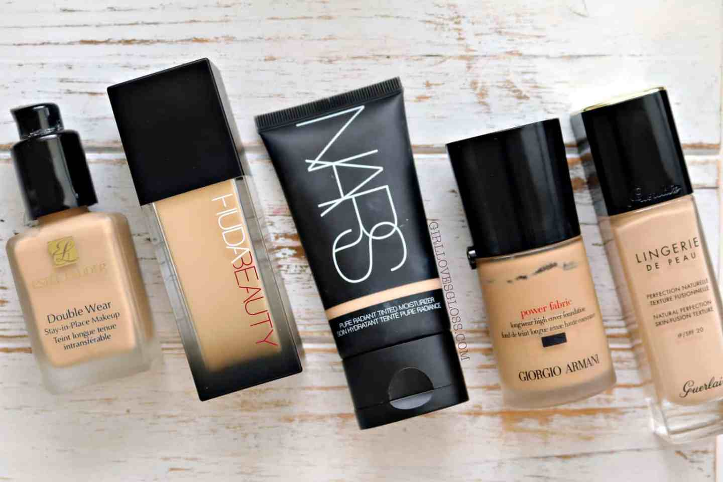 5 Favourite Foundations of 2017