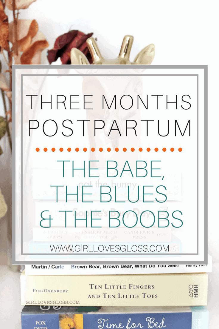 3 months postpartum