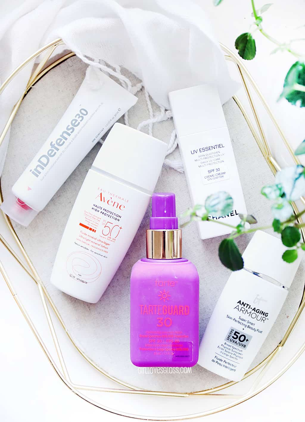 5 Face Sunscreens I Love
