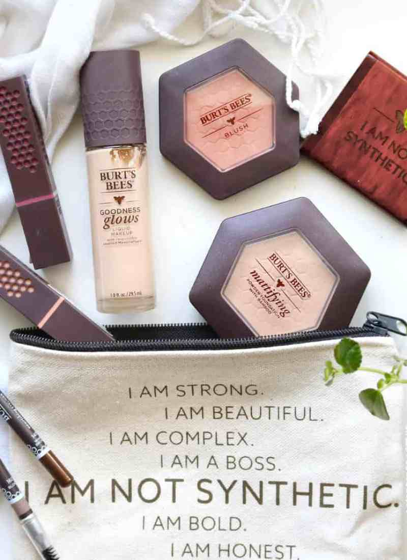 Burts Bees Makeup Review