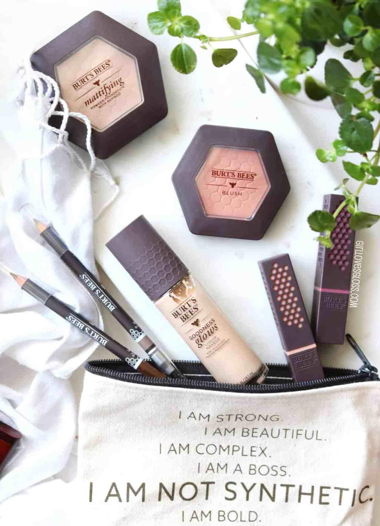 Burts Bees Makeup Review