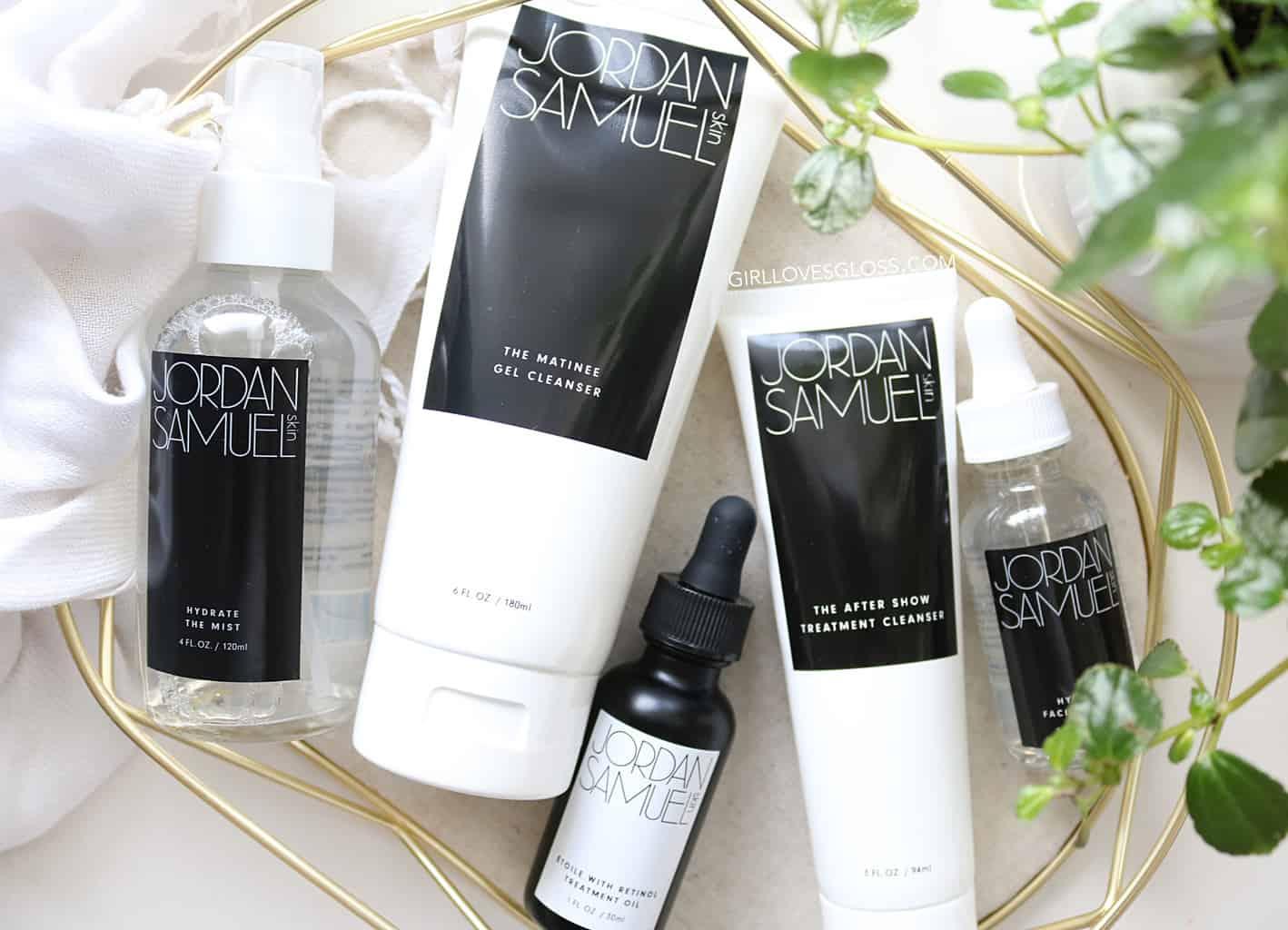 Jordan Samuel Skincare Review