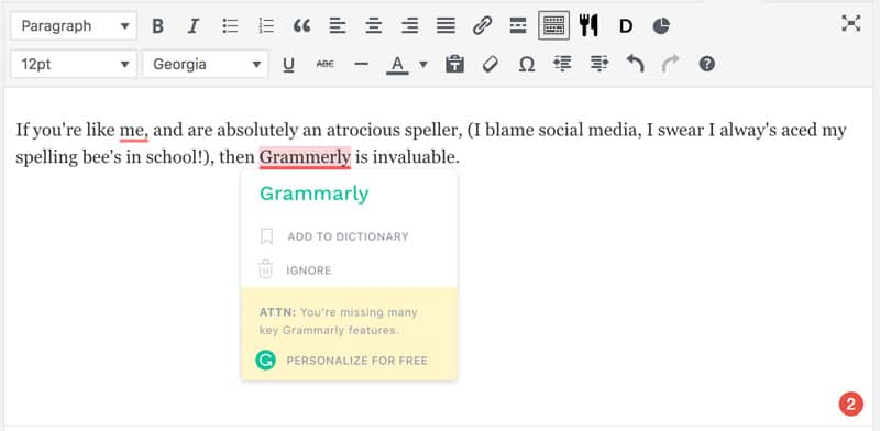 How to Use Grammarly to Make Better Blog Posts