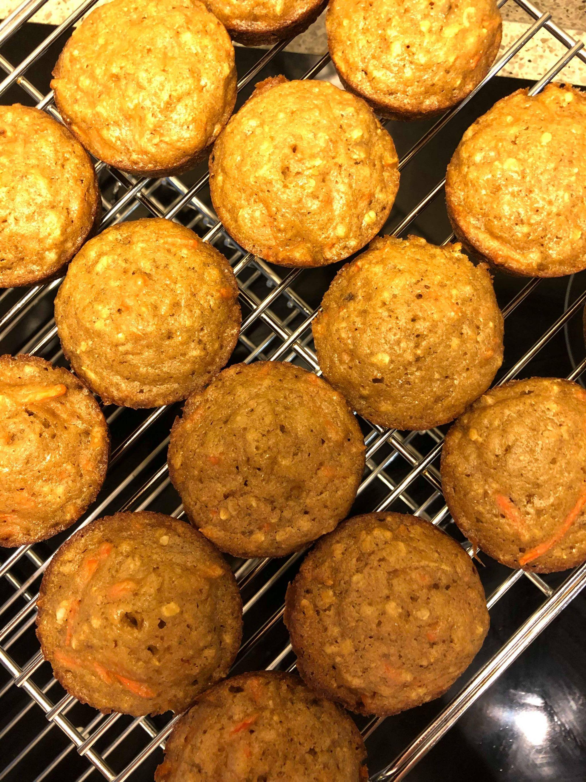 Kitchen Sink Banana Toddler Muffin Recipe