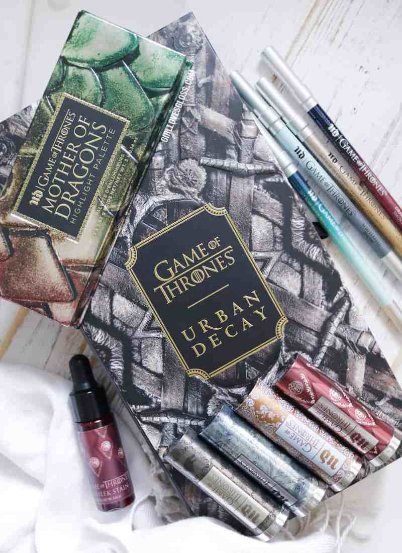 Winter is Coming | The Urban Decay Game of Thrones Collection + Giveaway