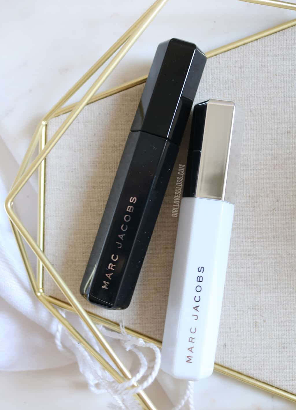 Marc Jacobs Velvet Primer before and after review