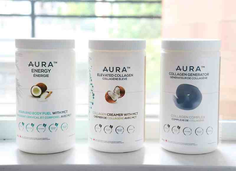 AURA Nutrition Collagen MCT Protein Powder Review
