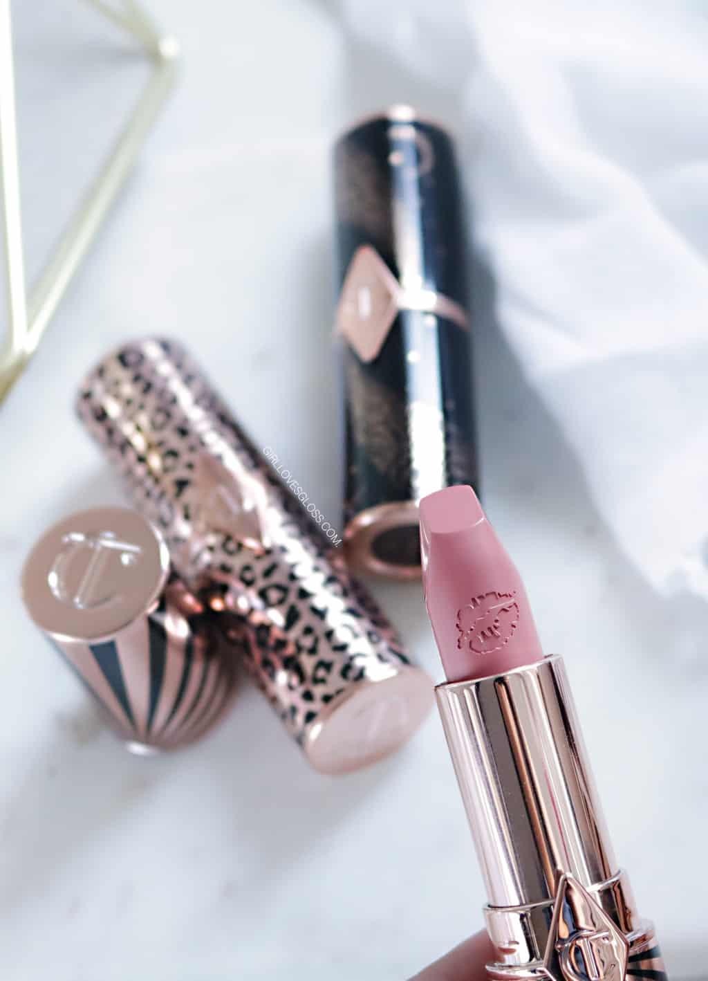 Charlotte Tilbury Hot Lips 2 Lipsticks