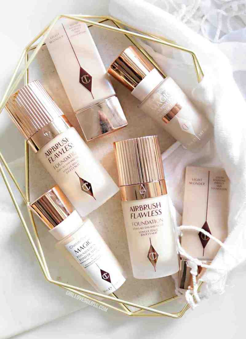 A Guide to Charlotte Tilbury Foundations