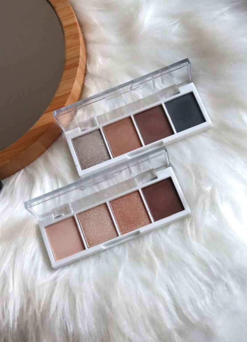 ELF Cosmetics Bite Sized Eyeshadow Palette Review