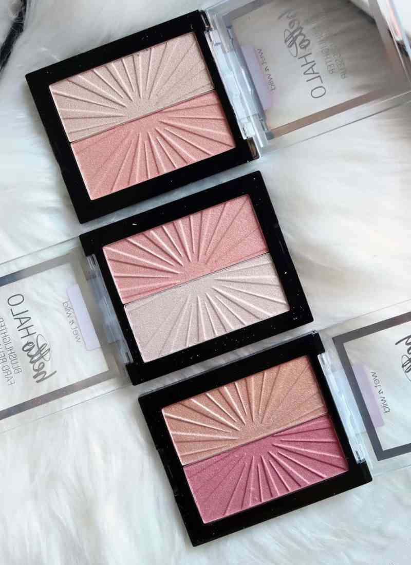 Wet N Wild Hello Halo Blushlighters