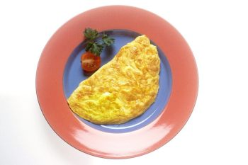 omelette calories