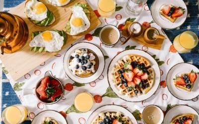 3 recettes de petits-déjeuners caloriques et protéinés