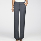 daisy fuentes® Favorite Straight-Leg Pants from Kohl's