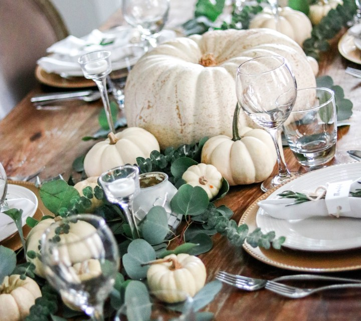 DIY Tablescape