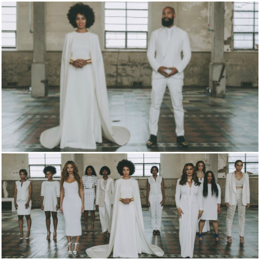 Solange wedding portraits