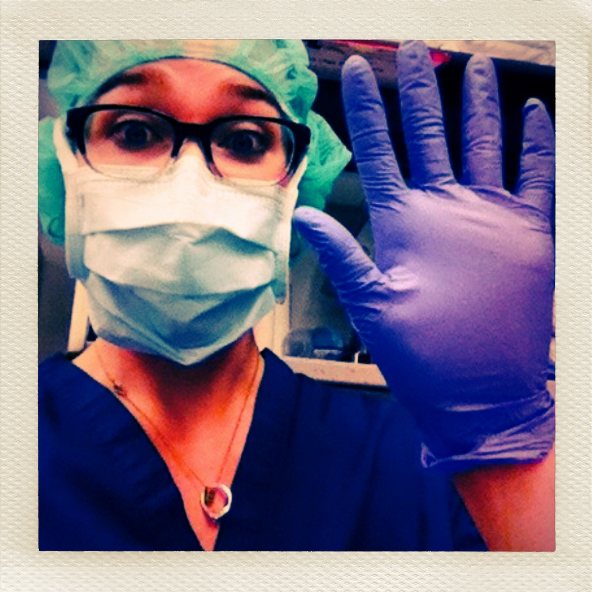 Girl Neurosurgeon