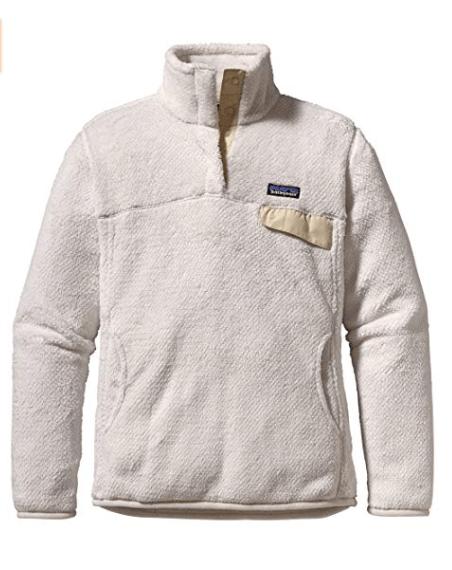 Patagonia Zip Up Sweater