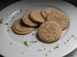 Guyanese Lime Cookies