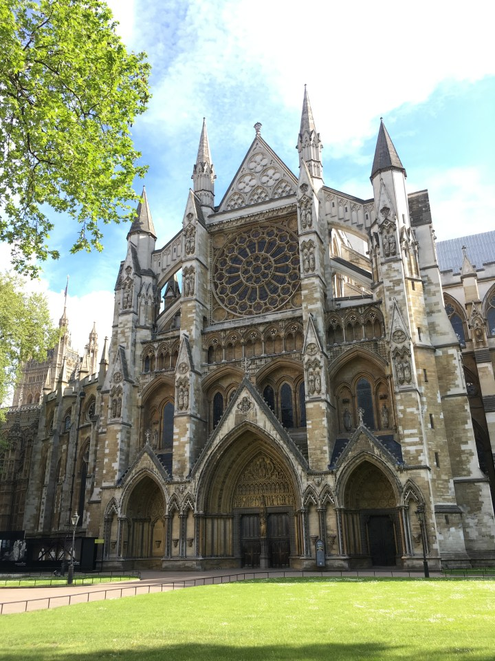 Westminster Abbey, London | How to Spend 3 Days in London | A Girl of Many Passports